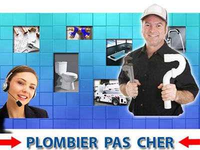 Plombier Vaureal 95490